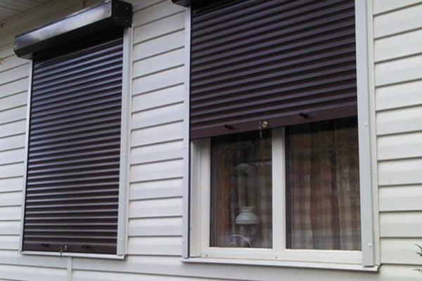 Стоимость установки рольставней на окна арматура для пластиковых окон roto